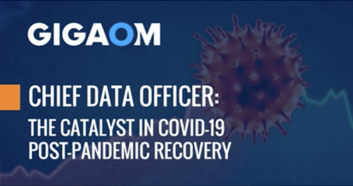 Chief data officer: the catalyst in COVID-19 post-pandemic recovery