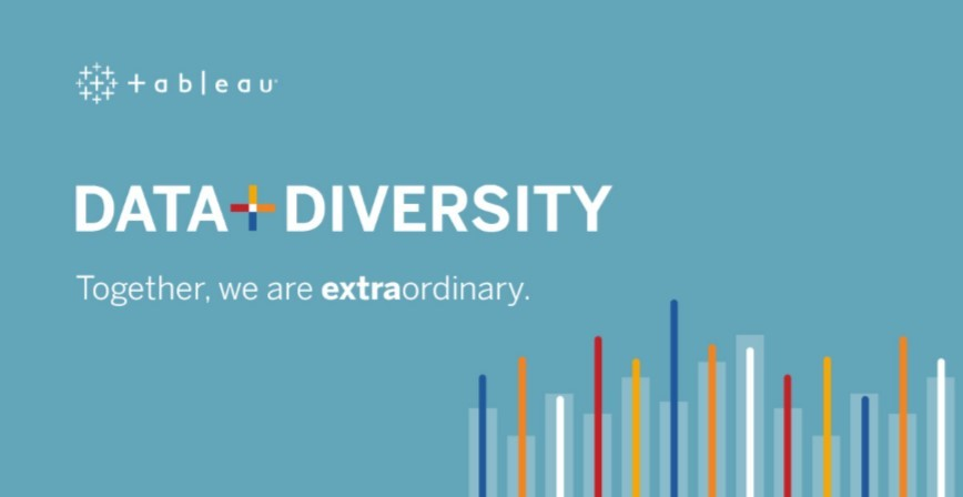 Navigate to Get involved with the Data + Diversity community