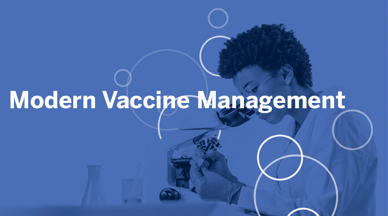 Passa a Modern Vaccine Management