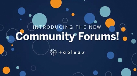 Tableau Forums opens in a new window