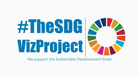 SDG Viz Project opens in a new window.