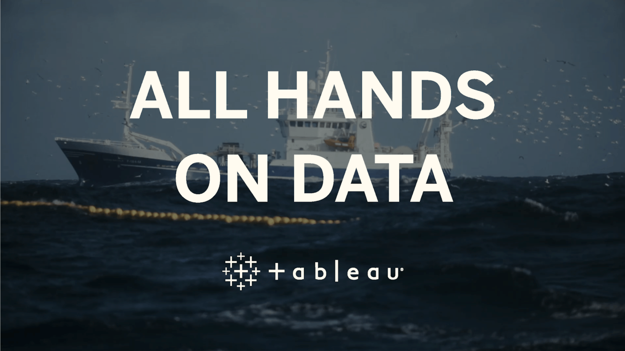 All Hands on Data Boat Video Thumbnail