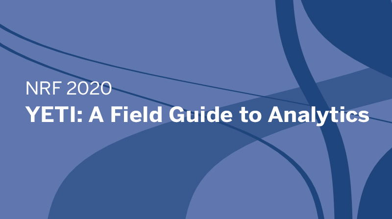 image of <p>YETI: A Field Guide to Analytics</p>