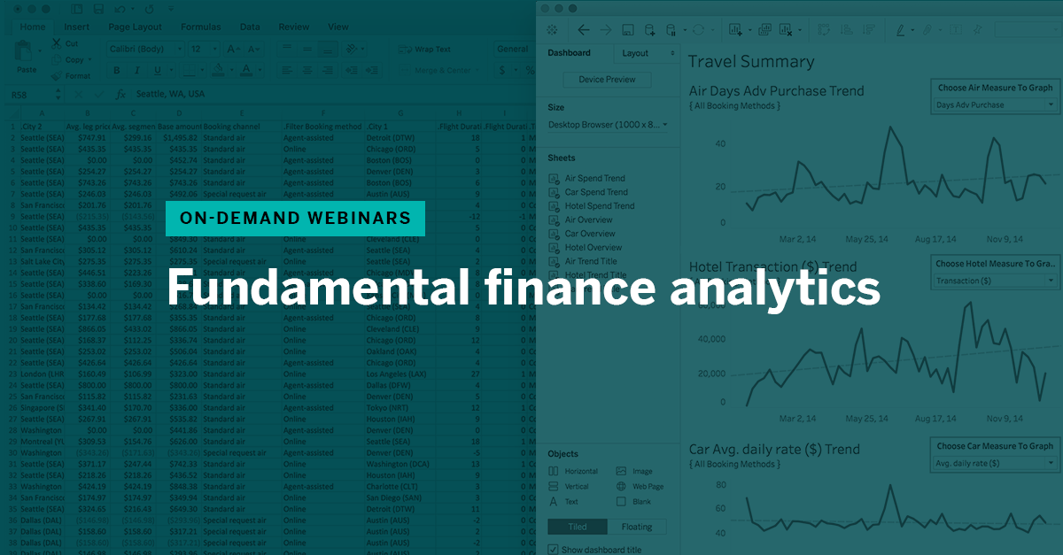 瀏覽至 Fundamental finance analytics