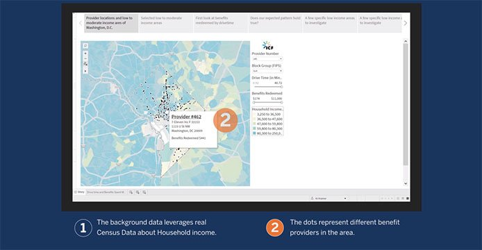 Navegue para Detect Fraud, Waste & Abuse in Medical Benefits with Geospatial Analytics