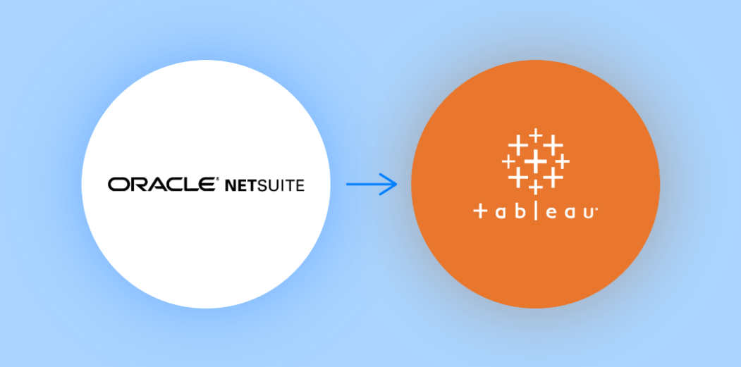 image of <p>Using Fivetran and Snowflake, connect Tableau to your NetSuite data</p>
