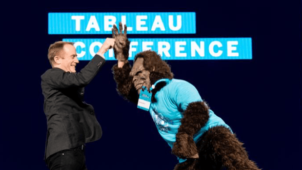 Navigate to Sign up for Tableau Conference
