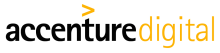 Logo for Accenture Inc.